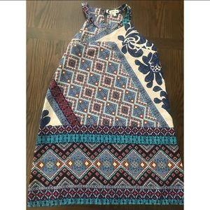 Monteau Girls Pattern Dress